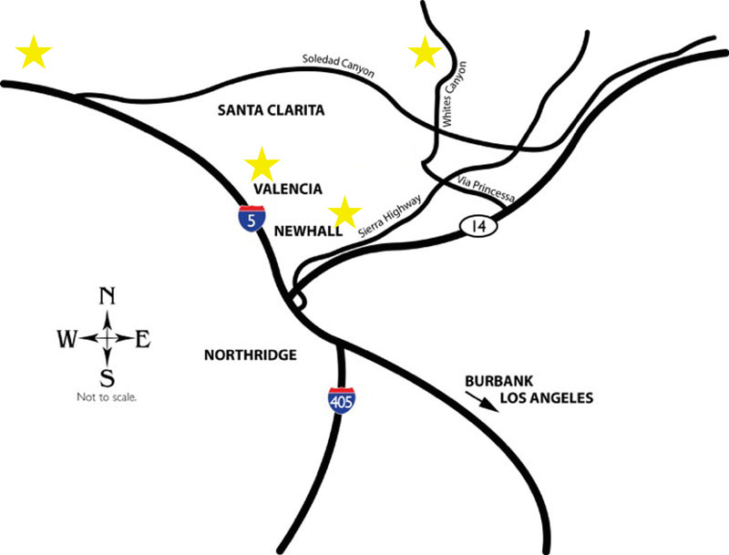 SCV LifeGroup Map