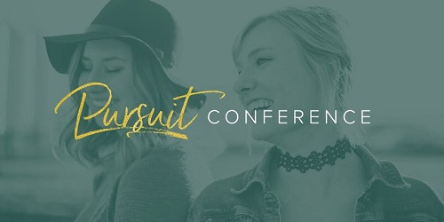 Save the Date ~ Pursuit Women's Conference