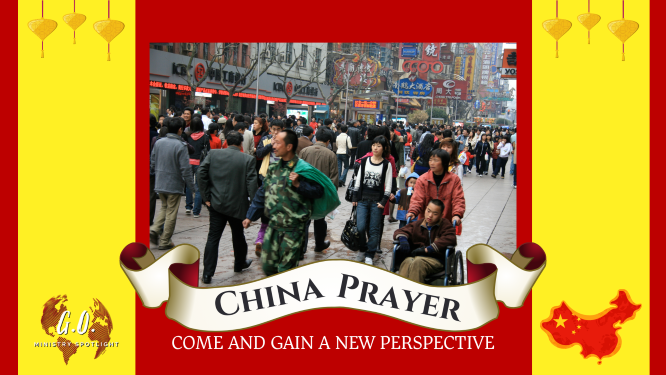 China Prayer Meeting
