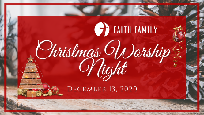 Christmas Worship Night